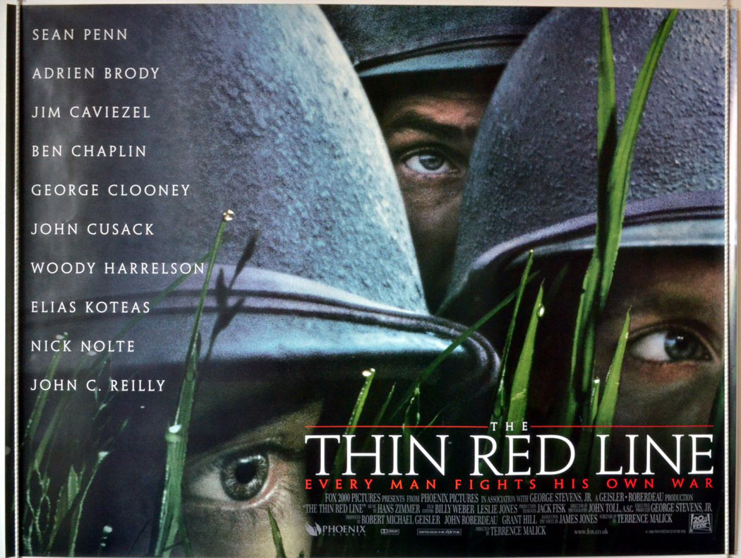 Cube: Film and Philosophy - The Thin Red Line
