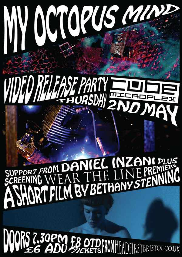 Picture for event My Octopus Mind – Video Release Party