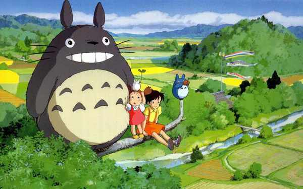 Picture for event My Neighbour Totoro