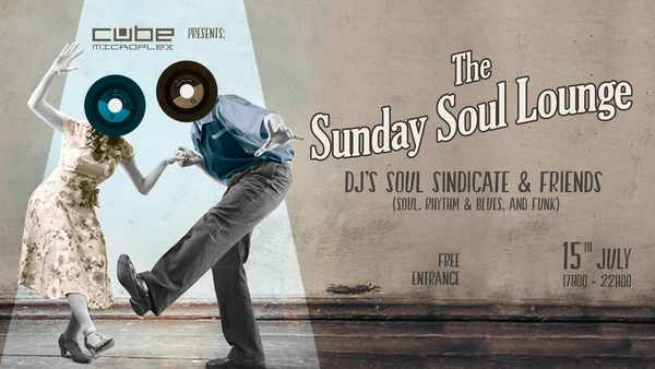 Picture for event SUNDAY SOUL LOUNGE